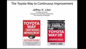 El Modelo Toyota, Jeffrey Liker y ASENTA una fórmula ganadora