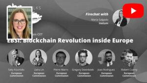 INETUM / La European Blockchain Convention te invita a una masterclass sobre blockchain e identidad digital con Inetum y la Comisión Europea