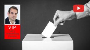 PABLO SARRIAS / ¿Se puede realizar un proceso electoral de forma telemática?