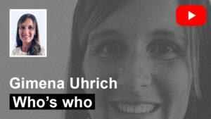 Who's who / Gimena Uhrich, Inhaus