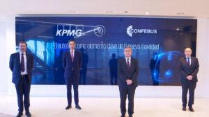 El transporte en autobús, clave para la reactivación económica sostenible en España