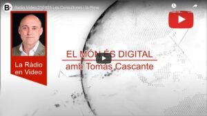 Jordi Marín / Les Consultores i la Pime - Versió video del programa de ràdio al que va participar en Jordi Marín