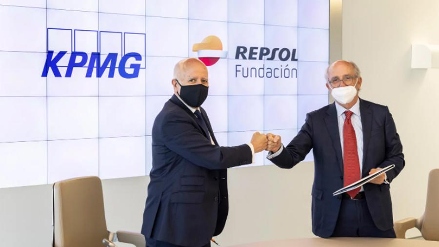 Fundación Repsol y KPMG lanzan una iniciativa que ayudará a España a ser referente europeo en compensación de emisiones