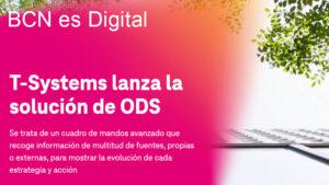 T-Systems lanza la solución de ODS