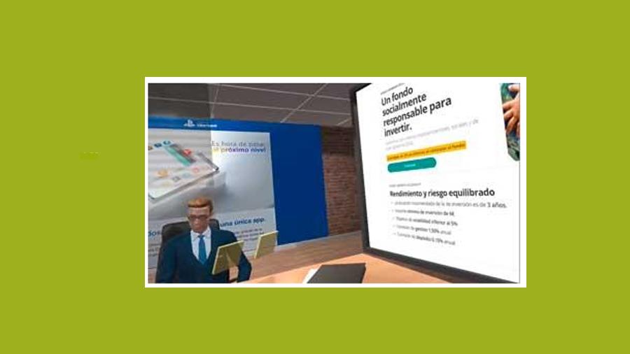 Liberbank y everis incorporan la Realidad Virtual y el 5G en modelos de atención bancaria