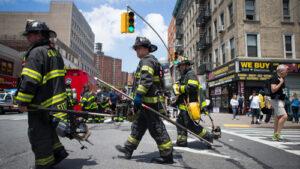Accenture ayuda al Departamento de Bomberos de Nueva York a crear un nuevo sistema de incidentes