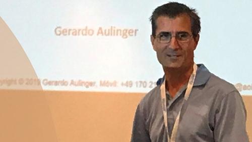 Gerardo Aulinger vuelve a España de la mano de ASENTA: Cultura Kata en la práctica