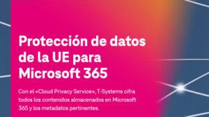 Protección de datos de la UE para Microsoft 365