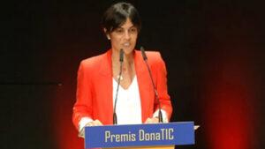 """Los Premis Dona TIC reconocen a everis-NTT DATA por su proyecto empresarial """"CoE Women on Fairness"""""""