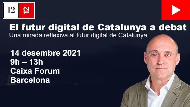 ACEC coorganitza el 12x12 Congress al Caixa Forum amb Tertulia Digital i la Generalitat de Catalunya