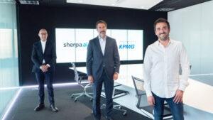 KPMG firma una alianza con Sherpa.ai para ofrecer inteligencia artificial a sus clientes y garantizar la privacidad de los datos