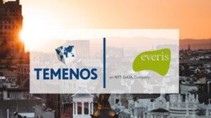 everis-NTT DATA y Temenos unen fuerzas para acelerar la adopción de la nube y la transformación digital de los bancos en Europa Jueves, 30 septiembre, 2021